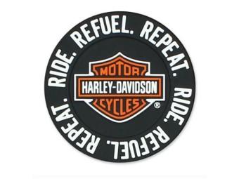 Magnet Ride Refuel Repeat