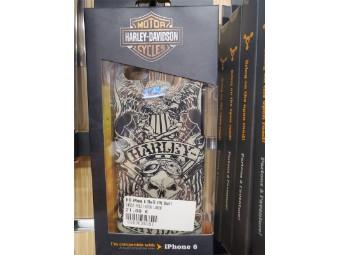 Handyhülle H-D iPhone 6 TPU Skull