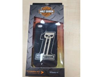 Handyhülle H-D IPhone 4-Dark Custom