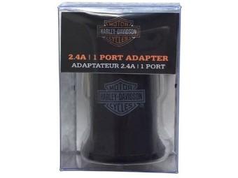 HD 2.4A Auto Adapter