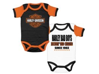 Boy Twin Pk Rib Bodysuits