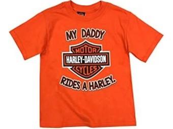 Tod Boy Daddy Ride Tee