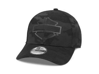 Harley-Davidson® Men's Tonal Camo Bar & Shield 39THIRTY Baseball Cap