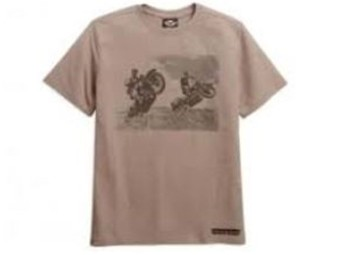 Herren Shirt Wheelie