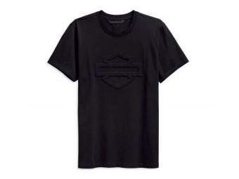 Herren Shirt EMBOSSED LOGO