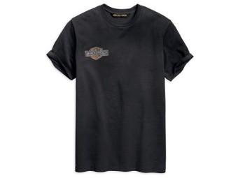 Herren Shirt CHAIN STITCHED