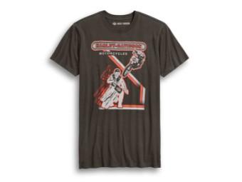 Herren Shirt Retro Racing
