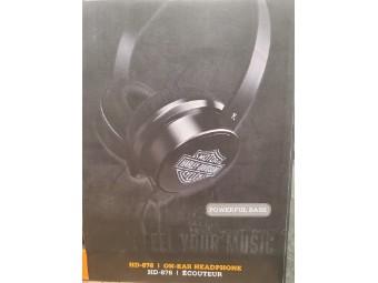 H-D Kopfhörer groß