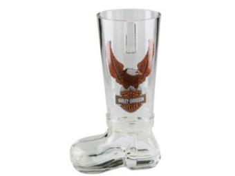 Bar & Shield Eagle Stiefel - Glas