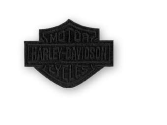 Aufnäher BLACK LABLE Bar & Shield groß