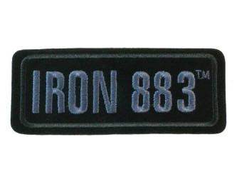Aufnäher Embroidered Iron 883