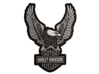Aufnäher Embroider Reflektierendes Up-Wing Eagle