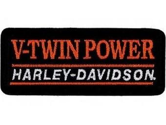 Aufnäher V-Twin Power