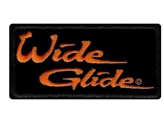Aufnäher Wide Glide Patch