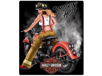 Blechschild HD® Smokin 'Hot