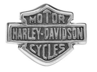 Harley-DVIDSON Ohrstecker Bar & Shield