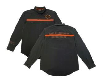 LIMITED EDITION PERFORMANCE MESH Herrenhemd