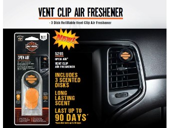 Air Freshner Vent Clip für Auto