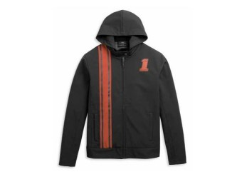 HErren Jacke #1 Vertical Stripe