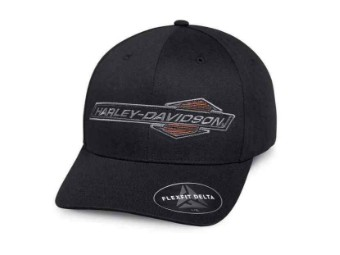 Harley-Davidson® Herren Performance Arrow Cap