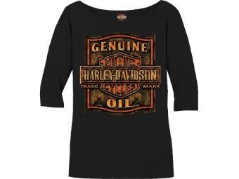 Dealersleeve Grunge Rust Ladies