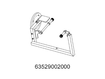 Motorbügel für Montagebock