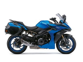 GSX-S1000 GT Travel Edition