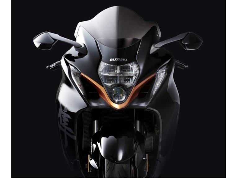 SUZUKI GSX-R1300 HAYABUSA, JS1EJ11AZN7100438