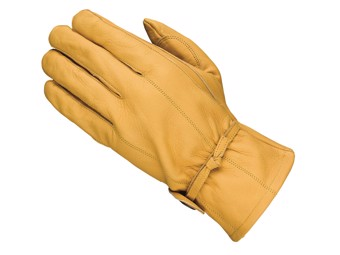 Handschuhe Held Jockey natur, beige Lederhandschuhe Chopperhandschuhe