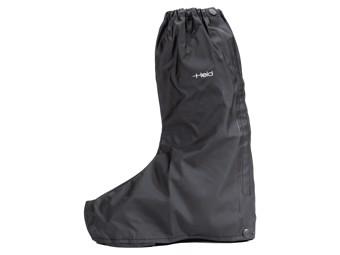 Regen-Überstiefel Held mit offener Laufsohle schwarz