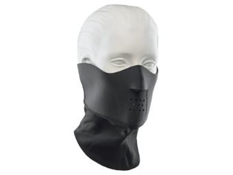 Hals- und Gesichtsschutz Neopren schwarz