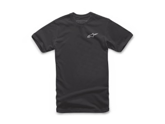 T-Shirt Alpinestars New Ageless Tee black white