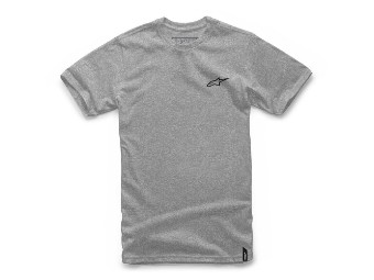 T-Shirt Alpinestars New Ageless Tee grey/heather