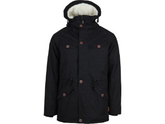 Winterjacke North Bend Prime Parka Men black