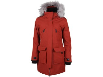 Winterparka North Bend Nordic Parka Lady red hanna