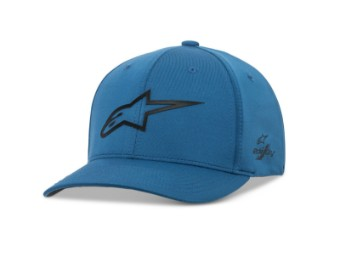 Cap Alpinestars Ageless Sonic Tech blau schwarz