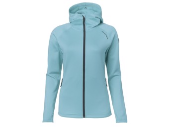 Stretch-Fleecejacke North Bend Vector Hoodie Women
