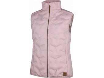 Weste High Colorado Winnipeg Bodywarmer Lady peach skin rosa