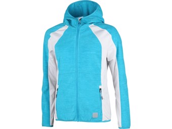 Fleecejacke High Colorado Watson Lady tahitian tide blau