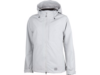 3in1 Jacke High Colorado North Twin Jacket Lady silver grey