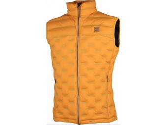 Weste High Colorado Winnipeg Bodywarmer Men yarn gelb