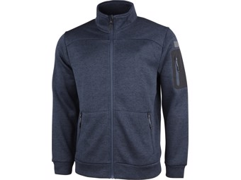 Fleecejacke High Colorado Cardwell Men insignia blue