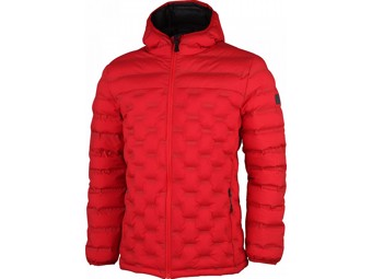 Winterjacke High Colorado Quebec Men pompeian red