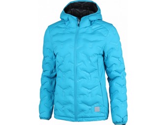 Winterjacke High Colorado Quebec Lady tahitian tide blau