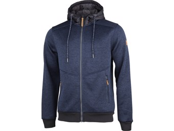 Fleecejacke High Colorado Takoma Men blue nights