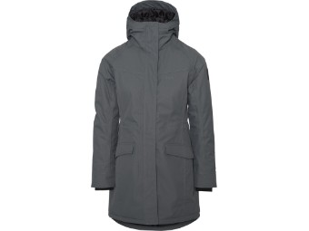 Winterjacke North Bend City Parka Women grün fieldgrey