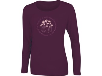 Longsleeve High Colorado Wallis 5 Lady Dark Grape Kiss