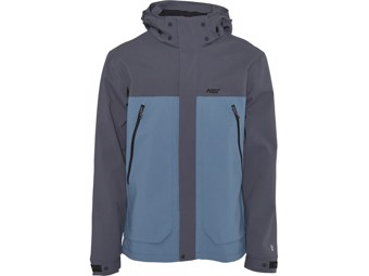 Wetterschutzjacke North Bend Trekk Men blue cadet