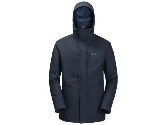 Winterjacke Jack Wolfskin West Coast Jacket Men night blue