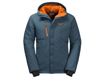 Winterjacke Jack Wolfskin Troposphere Jacket Men orion blue